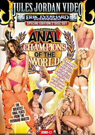 Anal Champions Of The World (2 DVD Set) (119190.3)