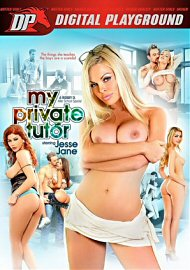 Jesse Jane My Private Tutor (2 DVD Set+ blu-ray combo pack) (133637.4)